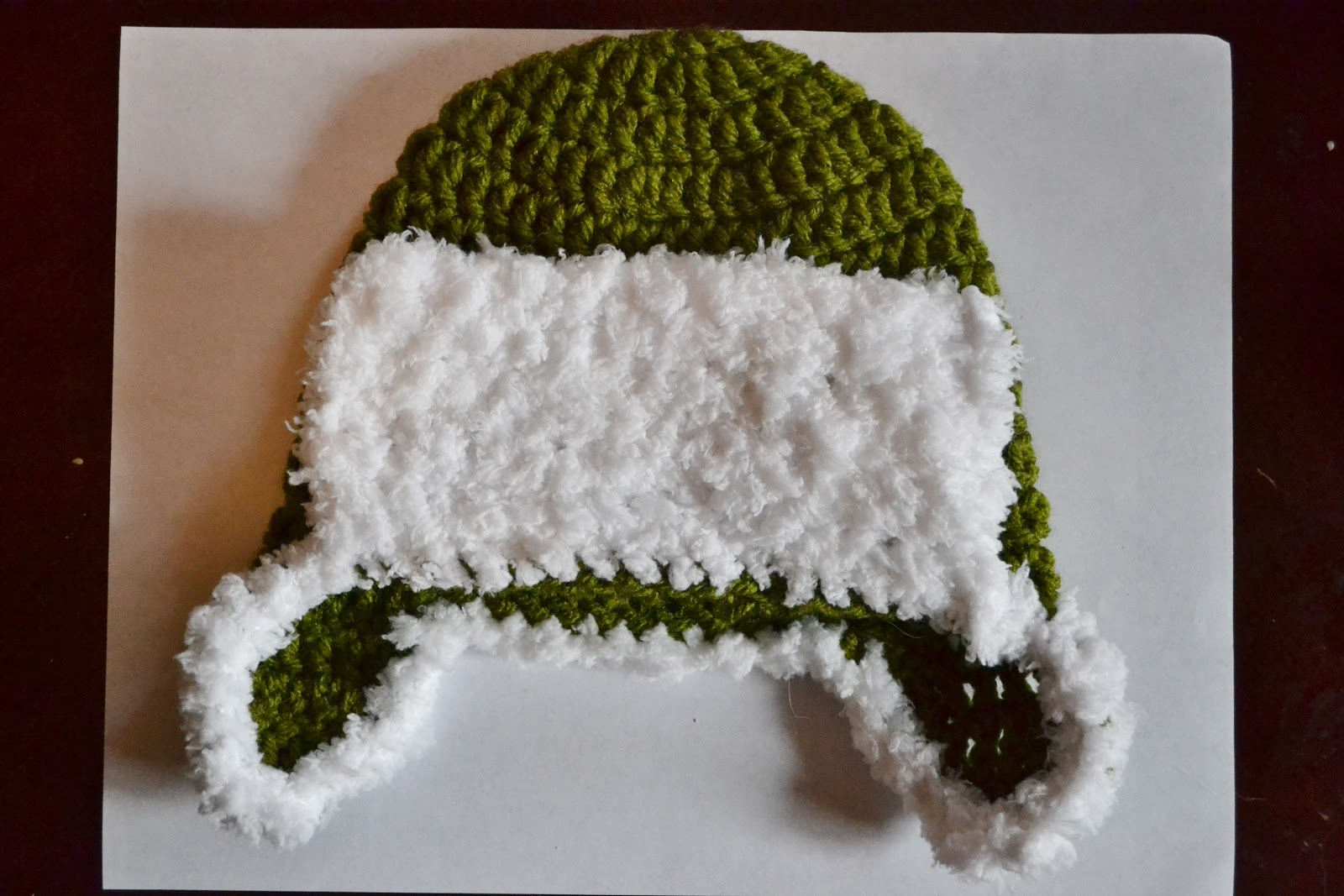 Crochet Baby Aviator Hat Pattern Free : The Sequin Turtle: Naptime: Day 10 - Free Crochet Baby ...