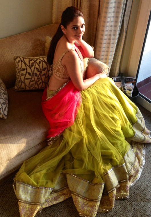 Fashion Metropolitan: Indian Bridal Dresses by Manish Malhotra