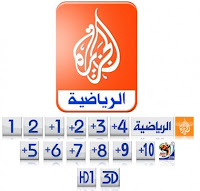 ... 2013 على النايل سات ALJAZEERA SPORT CHANNEL FREQUENCY