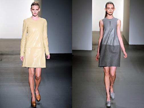 NYFW Calvin Klein 2011/2012 Herbst/Winter Kollektionen