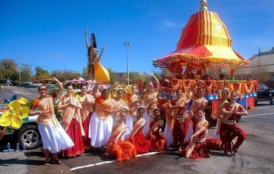 6th Annual Clearwater Beach Festival of Chariots & Rath Yatra Parade