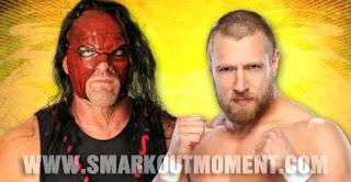 Watch SummerSlam 2012 Pay-Per-View Match Daniel Bryan vs Kane