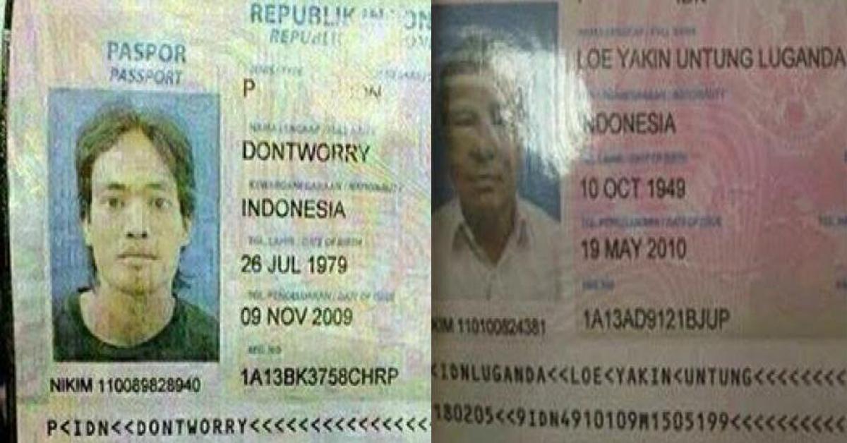 17 Nama Lucu dan Unik di Indonesia, dari Eek Slamet sampai Masak Apa Ya Sekarang.