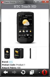 Template Mobile Opencart versi 1.5