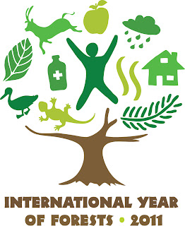 UN International Year of Forests Logo