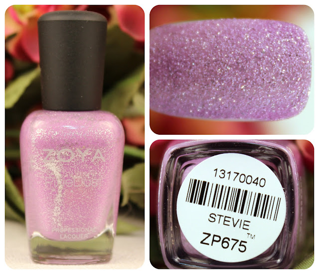 Zoya Stevie Pixie Dust Nail Polish