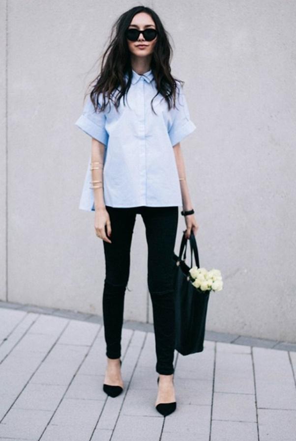moda-bluz-modelleri