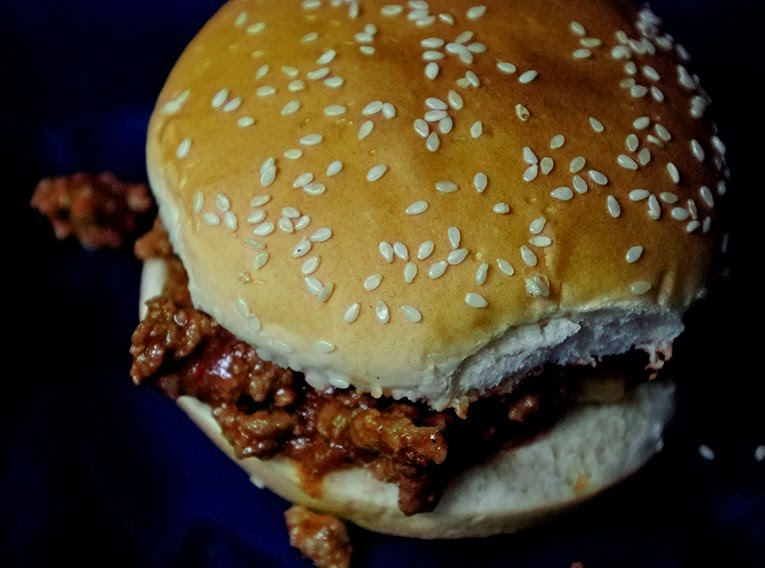 Sloppy Joe Recipe || Isn't that Sew
