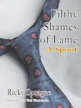 Fifty Shades of Grey parody Filthy Shames of Lame now available!