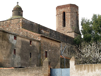 Cimbori i campanar de Sant Julià d'Altura