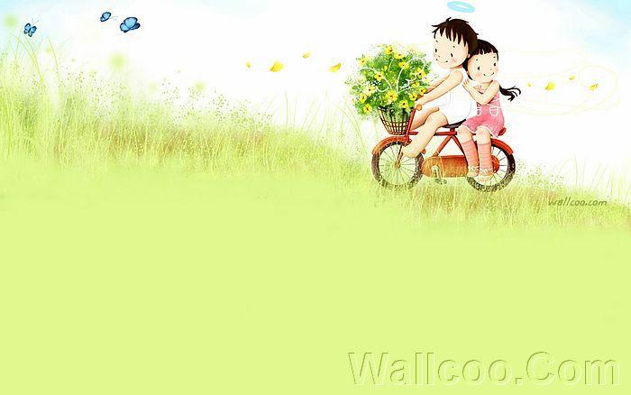 love cartoon
