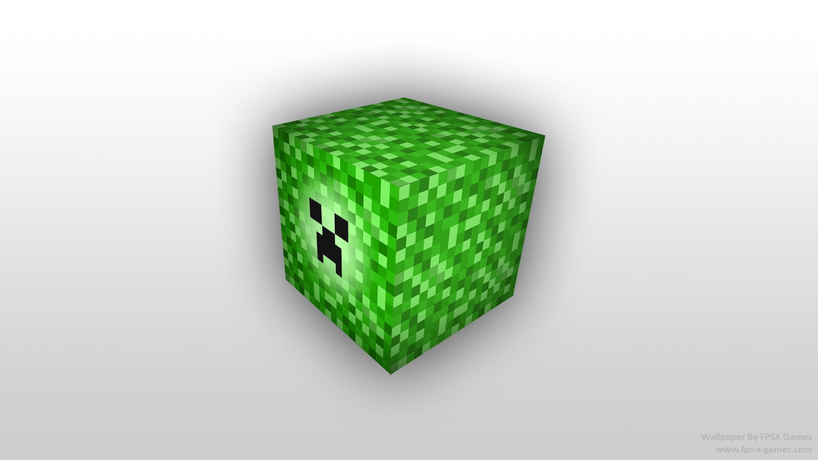 FPSX Games HD Minecraft Wallpapers
