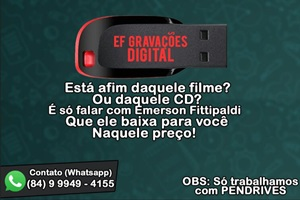 EF Gravações DIGITAL
