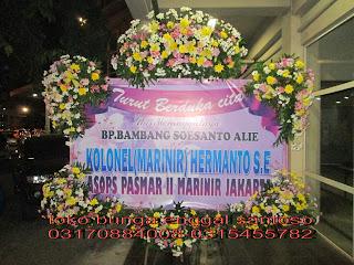 bunga papan ucapan banner duka cita