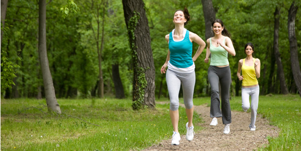 Lari Pagi, Mudah, Murah Meriah, Menyehatkan Badan