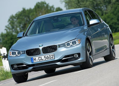 BMW 3 ActiveHybrid 2013