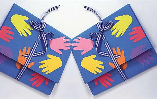 Como elaborar carpetas escolares - Imagui