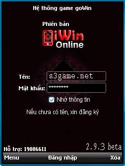iWin 293 - iWin 2.9.3