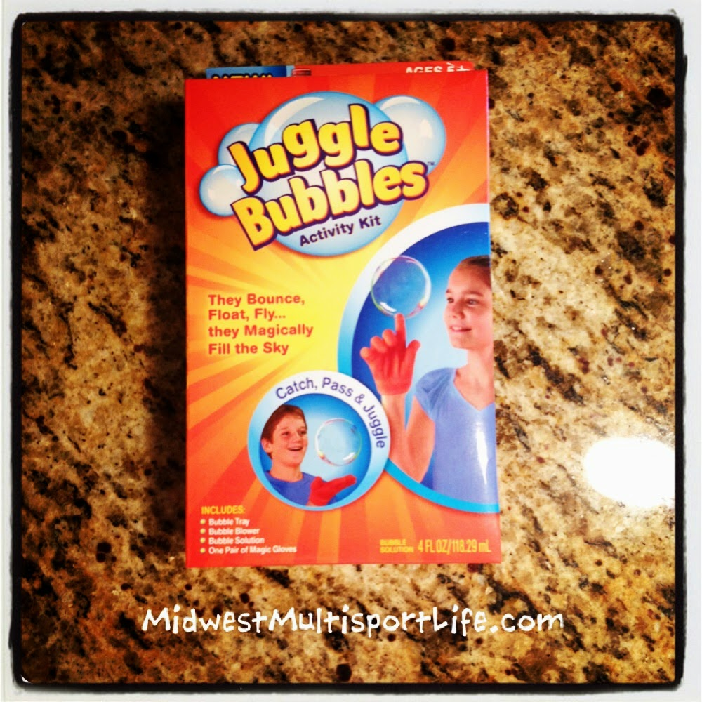 Juggle Bubbles