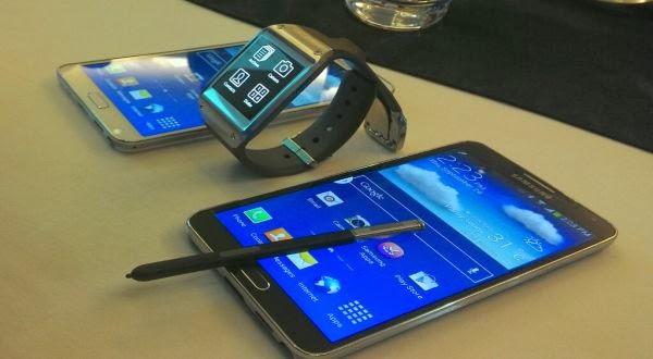 Get Ready !!! Samsung Launches 2 Smartwatch Next Week?