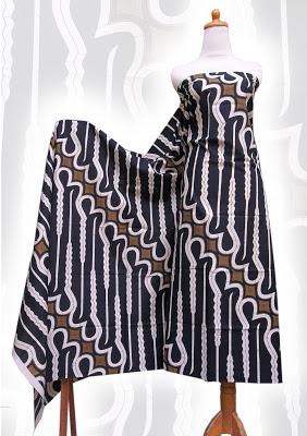 Model Baju Batik Jogja 2014