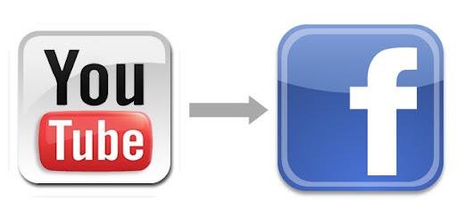 facebook - YouTube like χωρίς αυτόματη facebook κοινοποίηση