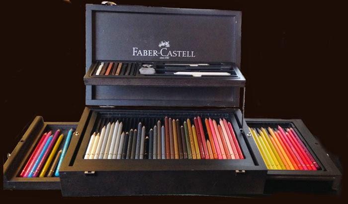 markers guild faber castell polychromos. Black Bedroom Furniture Sets. Home Design Ideas
