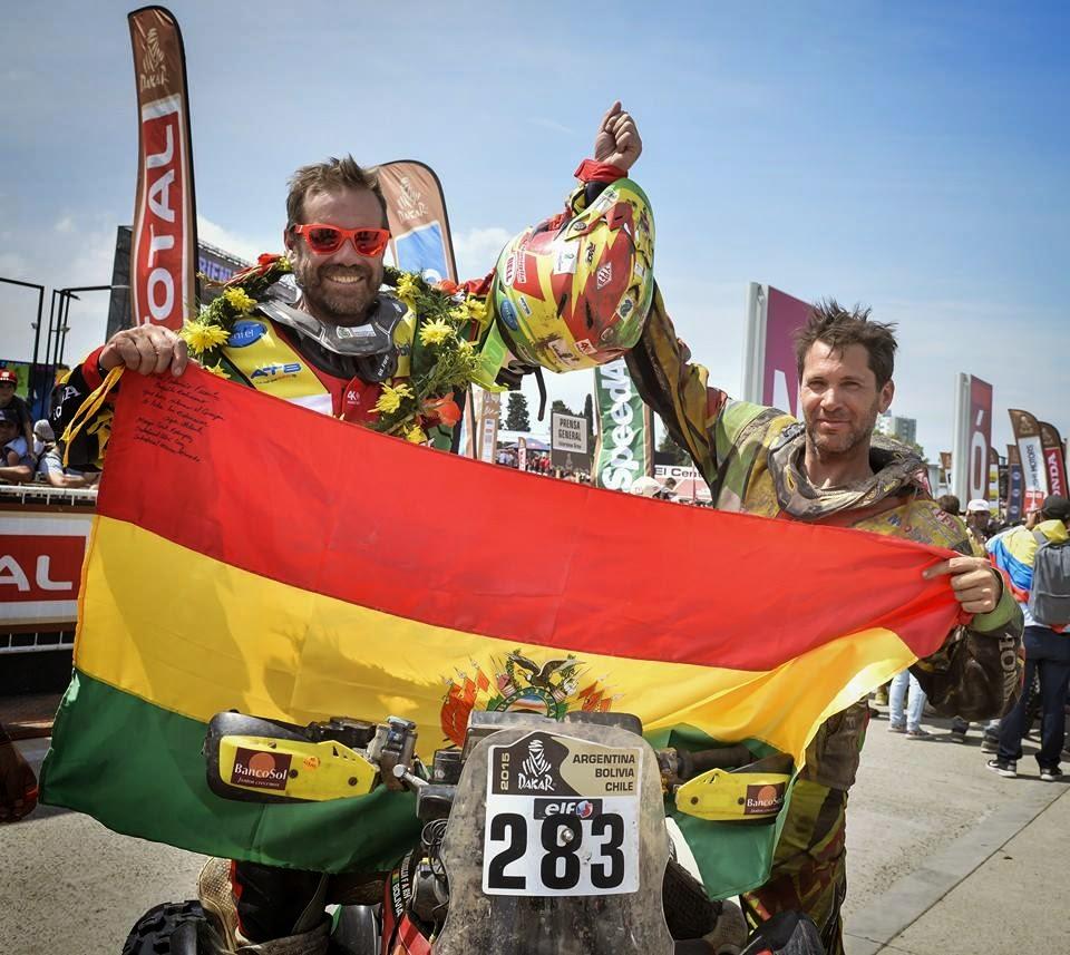 Rally Dakar 2016