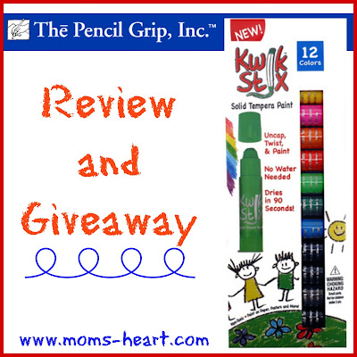 Kwik Stix Review and Giveaway