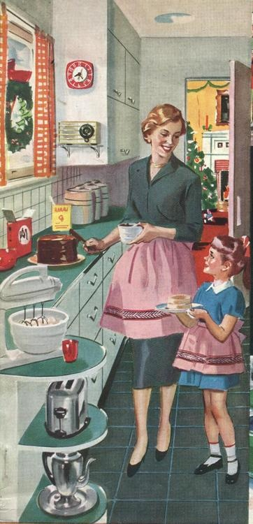 Becoming the ultimate housewife 1950s housewife for Classic 50s housewife