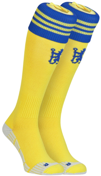 Socks - Kaos Kaki Sepak Bola Club Chelsea Away Official 2014-15