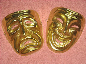 Follow us on Facebook - click the masks
