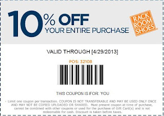 picture regarding Rack Room Shoe Printable Coupons named Rack Area Footwear Printable Discount codes December 2014