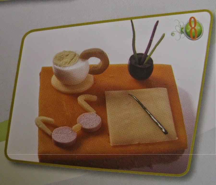 Sandwich para la Oficina, Comida con Arte