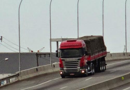 Entre 2007 e 2013 , Brasil aplicou 62% dos recursos para transportes
