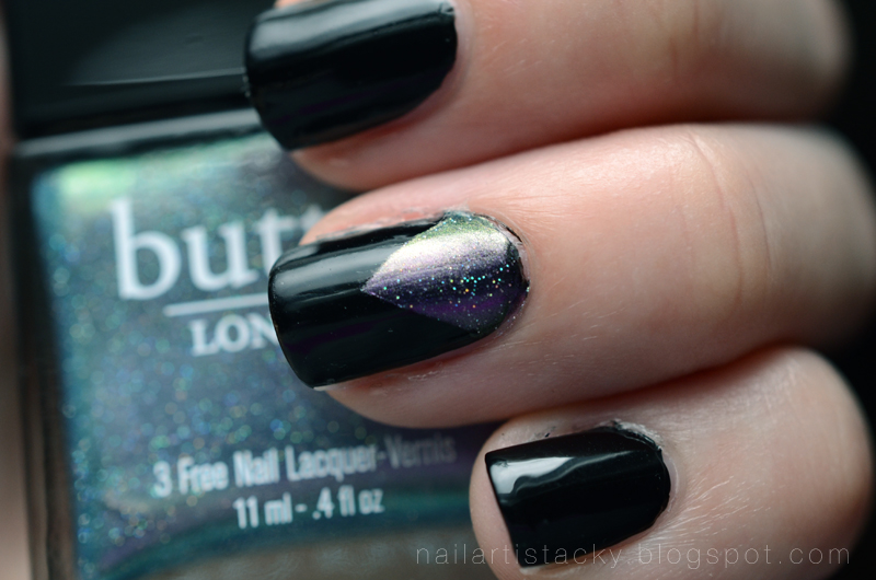 Butter London Knackered Swatch