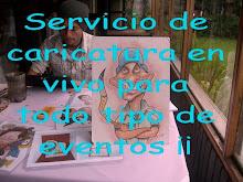 CARICATURA EN VIVO PARA MATRIMONIOS Y DEMAS...