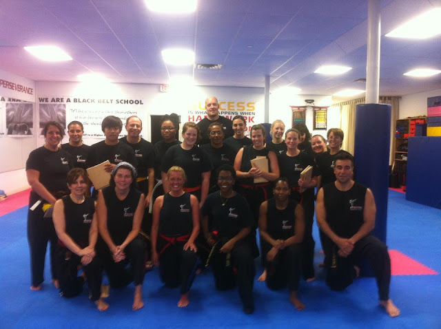 adult kickboxing test in fairfield connecticut at Stryker Martial Arts