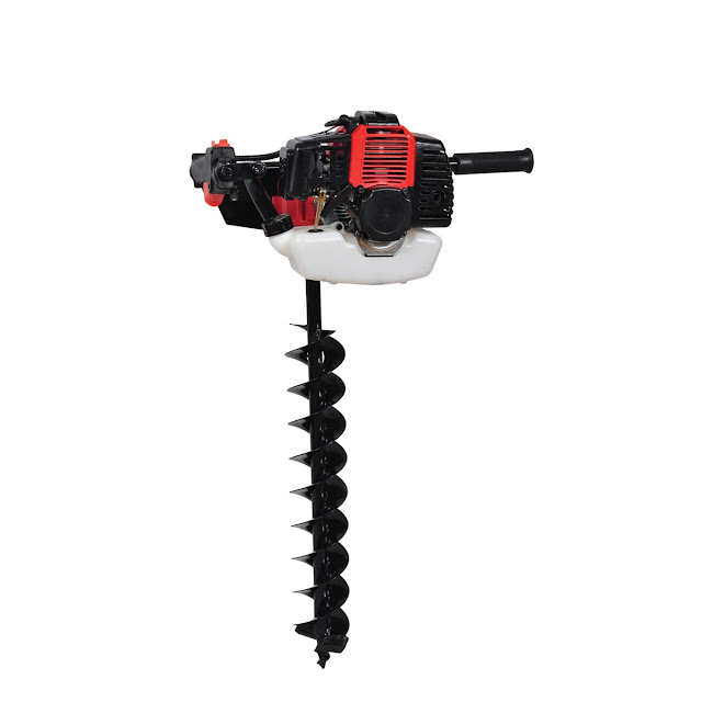 Gasoline Auger Drill5