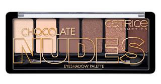 CATRICE Absolute Chocolate Nudes Eyeshadow Palette NEU - www.annitschkasblog.de