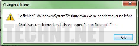 إضافة زر إطفاء جهاز الكمبيوتر على ويندوز 8 على سطح المكتب - التقنية نت - technt.net