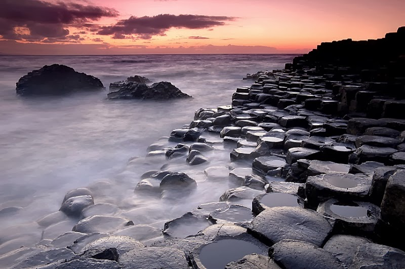 Giant's Causeway, Antrim, Northern Ireland, U.K. - Too Beautiful To Be Real? 16 Surreal Landscapes Found On Earth