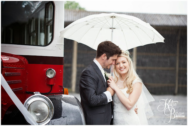 rainy wedding, high house farm brewery, northumberland, high house farm wedding, katie byram photography, healey barn, newcastle wedding photographer, coco luminaire