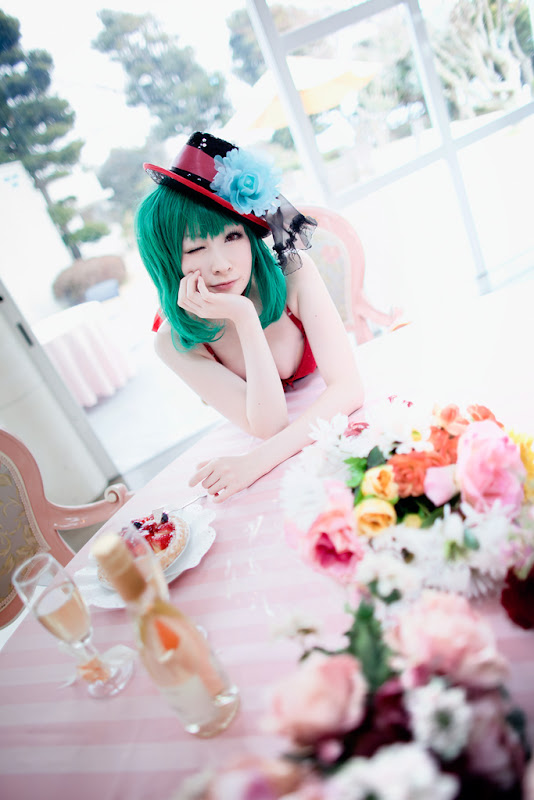 CosRain.Com Mai's COSPLAY - Ranka Lee