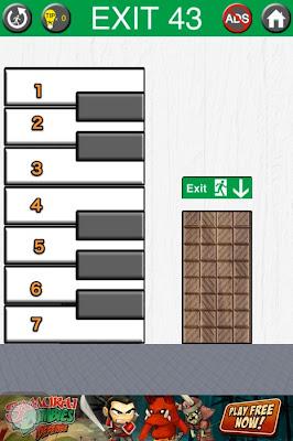 100 exits 43
