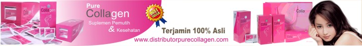 Distributor Resmi Pure Collagen