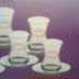 A.101 de Ocak Ayı İndirimli fırsat Ürünü Dekorlu Çay Bardağı