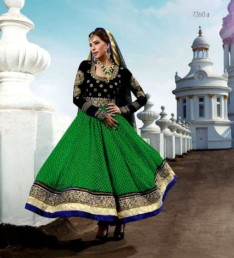 Indian-Anarkali-Suit