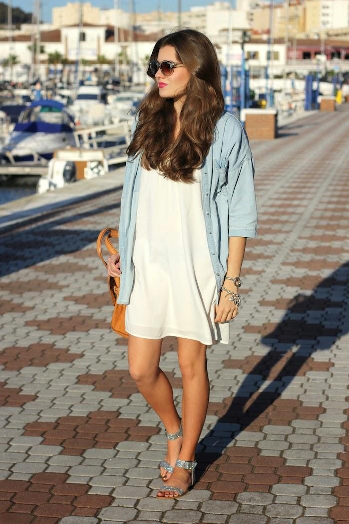 sandalias_sandals_look_glitter_lovelypepa_krack_plateadas_vestido_celoppunto_blanco_denim_camisa_outfit_look_streetstyle_angicupcakes01