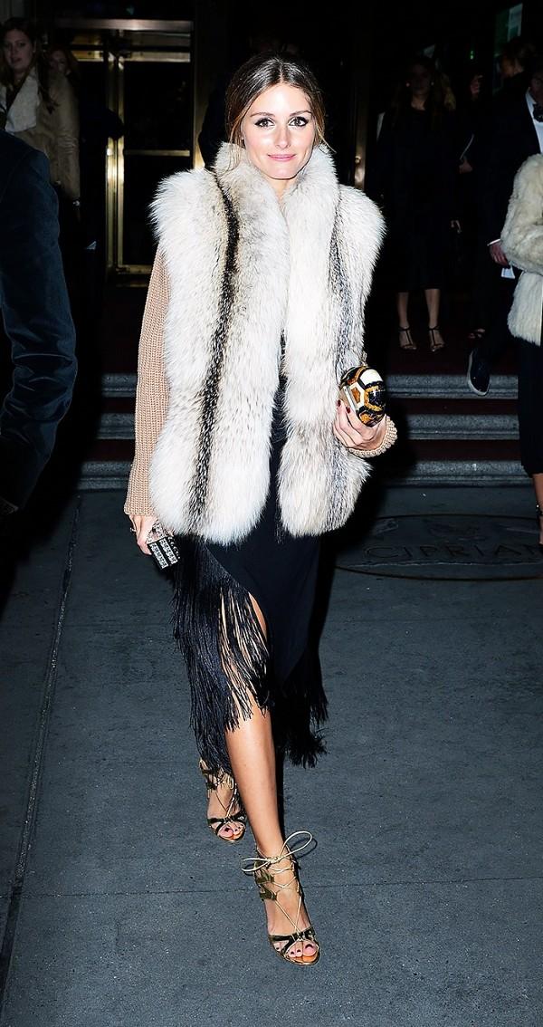 The Olivia Palermo Lookbook 10 Years Of Olivia Palermo Style